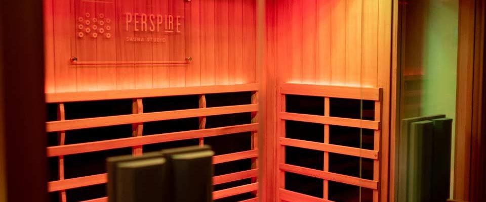 Full spectrum infrared sauna lights