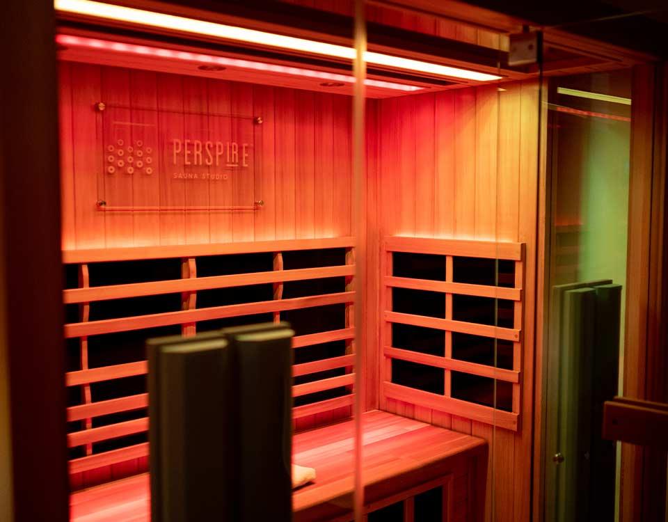 Full spectrum infrared sauna