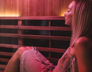 Infrared Sauna Use May Reduce Stress